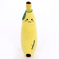 Gấu Bông Chuối Banana Siêu Mịn 50 Cm