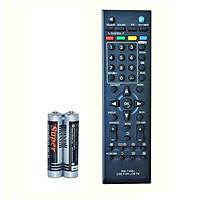 Remote Điều Khiển Cho TV LCD JVC, TV LED JVC RM-710M (Kèm Pin AAA Maxell)