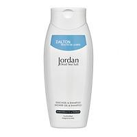 Sữa tắm toàn thân & tóc, 250ml  Dalton Jordan Dead Sea Salt Neurodermatitis & Psoriasis Shower Gel & Shamp L63805