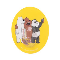 Móc treo We Bare Bears Miniso 5 chiếc (Giao màu ngẫu nhiên) - Hàng chính hãng