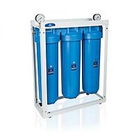 Hệ thống lọc đầu nguồn 3 cấp Big Blue (hàng nhập khẩu)