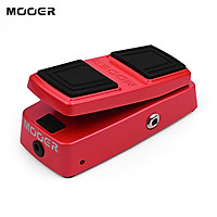 MOOER PITCH STEP Pitch Shifting and Harmony Effect Pedal Pressure Sensing Switch True Bypass Full Metal Shell