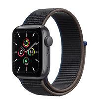 Đồng Hồ Thông Minh Apple Watch SE LTE GPS + Cellular Aluminum Case With Sport Band (Viền Nhôm & Dây Loop) - Hàng Chính Hãng VN/A