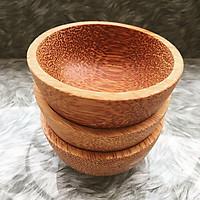 Chén gỗ dừa cao cấp/ Chén ăn cơm bằng gỗ dừa