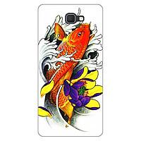 Ốp lưng dẻo cho Samsung Galaxy J7 Prime _Fish 06