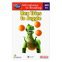 Disney learning Adventures in Reading: Rex Tries To Juggle (Age 9+)