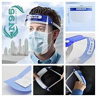 Tấm Chắn Face Shield Nhựa PVC Phòng Chống Giọt Bắn