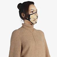 Khẩu trang thời trang cao cấp Soteria Signature ST146 - Khẩu trang vải than hoạt tính [size S,M,L] - size M