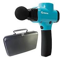 Súng massage gun cầm tay giảm đau nhức căng cơ Booster X2 - 100W, Pin rời