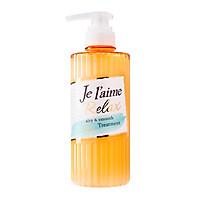 Dầu dưỡng dành cho tóc mỏng, yếu và dầu Kosé Cosmeport Je l'aime Relax Treatment Airy & Smooth 500ml