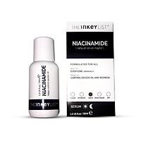 Tinh chất kháng mụn mờ thâm The INKEY List Niacinamide 30ml (New package)