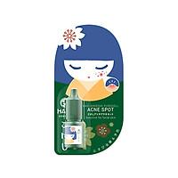 CHẤM MỤN GIẢM SƯNG GOM CỒI - HASI KOKESHI PUREDOLL ACNE SPOT 5ml - HSK 017
