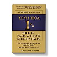 Sách - TINH HOA 1% Thói Quen, Thái Độ Và Bí Quyết Để Trở Nên Giàu Có