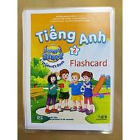 Flashcard Tiếng Anh lớp 2 - Smart Start 2 mới nhất bộ giáo dục
