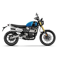 Xe Môtô Triumph Scrambler 1200 XE - COBALT BLUE/JET BLACK