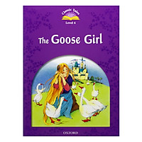 Classic Tales (2 Ed.) 4: The Goose Girl (with Book & Audio MultiROM)