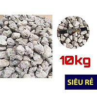 10kg nham thạch trắng, đá long vũ indo 2-3 và 2-4