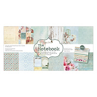 Bộ Sưu Tập Giấy The Notebook Fairy Corner PK1005