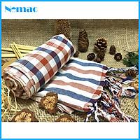 Khăn rằn Campuchia/ khăn đi phượt thời trang Nomac KR008