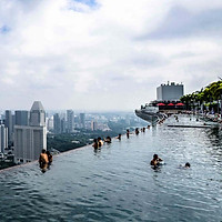 Vé Skypark Marina Bay Sands, Singapore