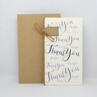 Thiệp cảm ơn imFRIDAY TKS43