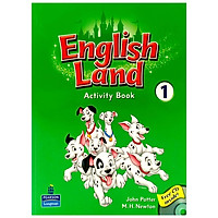English Land 1: Activity Book with CD