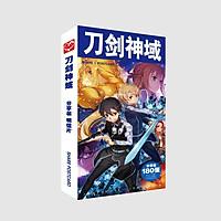 Postcard Anime Sword Art Online Mới nhất