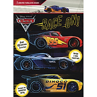 Disney Pixar Cars 3 Race On! : 2 Collectible Trading Cards Included