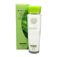 Sữa Dưỡng Da Mặt 3W CLINIC ALOE FULL WATER ACTIVATING EMULSION