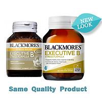 Viên uống giảm căng thẳng mệt mỏi giảm stress Blackmores executive B stress formula (hộp 62 viên)