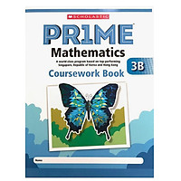 3B Scholastic Pr1Me Mathematics Coursework Book
