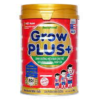 Sữa Bột Nutifood Grow Plus+ Đỏ (900g)