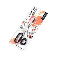 Kéo cắt càng cua tay cầm bằng nhựa lưỡi bằng thép cao cấp - Hàng nội địa Nhật Bản.