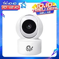 Camera Ip - Camera Wifi CareCam YH200 Độ Phân Giải 2.0Mpx 1080 HD/FULL HD - Xoay Theo Chuyển Động - Đàm Thoại 2 Chiều - Góc Nhìn Rộng - Chính Hãng