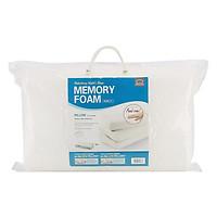 Gối Memory Foam 50D Hình Cong Lock&Lock HLW111 (50 x...