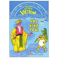 Truyện Cổ Tích Việt Nam - Cóc Kiện Trời (Tái Bản 2020)