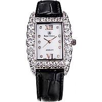 Đồng hồ nữ chính hãng Royal Crown 6111ST đen