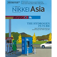 Nikkei Asian Review: Nikkei Asia - THE HYDROGEN FUTURE - 51.20, tạp chí kinh tế nước ngoài, nhập khẩu từ Singapore
