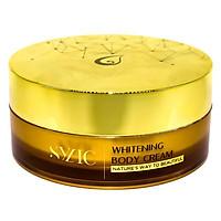 Kem body Sylic Whitening  Body Cream dưỡng trắng da toàn thân 100g