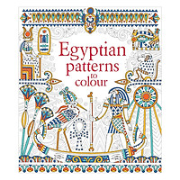Usborne Egyptian Patterns to Colour