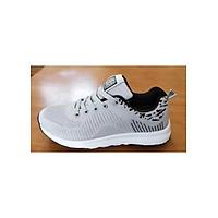Giày sneaker nam màu xám
