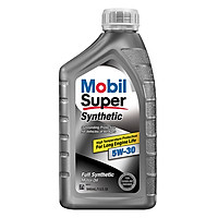 Nhớt Tổng Hợp Mobil Super 5W30 Full Synthetic Motor Oil (946ml)