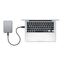 Ổ Cứng Di Động Lacie Munich Mobile Drive USB-C (Bạc)(Hàng chính hãng)