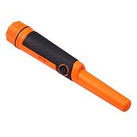 Handheld Pinpointer Metal Detector Fully Waterproof Underwater Metal Detector Bar with Holster Sound & Light & Vibration