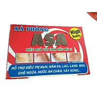 Xà bông tắm Asa 120g hỗ trợ diệt khuẩn gây mụn, nấm, lác và các bệnh ngoài da