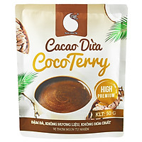 Bột Cacao Sữa Dừa GreenD Food CSD50 (50g)