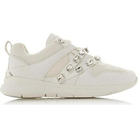 Giày Sneaker Nữ Extra S Dune London Sports - White-Synthetic