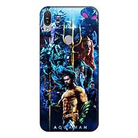 Ốp lưng điện thoại Asus Zenfone Max Pro M1 hình Aquaman Mẫu 2