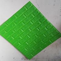 Bộ 20 Xốp dán tường giả gạch 3D nhiều màu loại 1