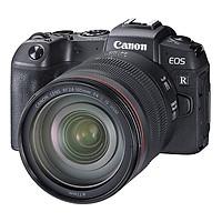 Máy Ảnh Canon EOS RP Kit RF 24-105mm F4 L IS USM - Hàng Nhập Khẩu - Thẻ nhớ 32GB, túi máy